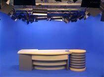 校园虚拟演播室建设方案高清4k厂家建设