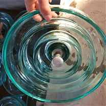 河间兴耀7吨钢化玻璃绝缘子U70BP型号价格