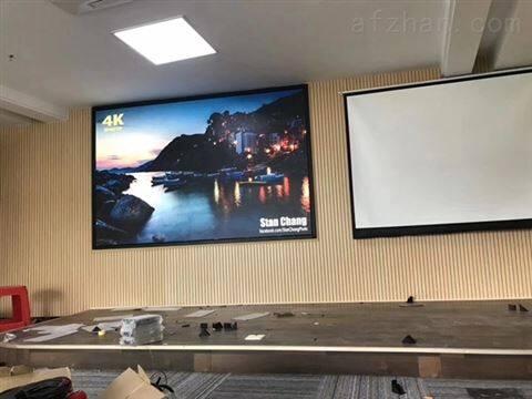全彩p3LED显示屏舞台背景墙安装厂家