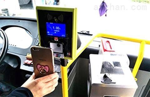 公交刷卡机 城市交通智能化收费扫码机