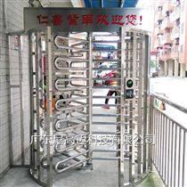 全高雙向旋轉閘門,銀行門禁立式高輥閘