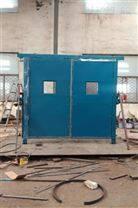 矿用压力平衡风门、对开式风门井下使用特点