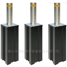 DB-SJ168山东防撞隐形电动柱伸缩桩