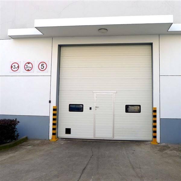 常州厂房工业电动滑升门
