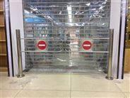 超市單向門自動感應門擺閘