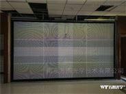投影融合幕 立体被动式3D硬幕 万图硬质幕布