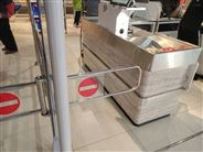超市进出口器 收银护栏作用