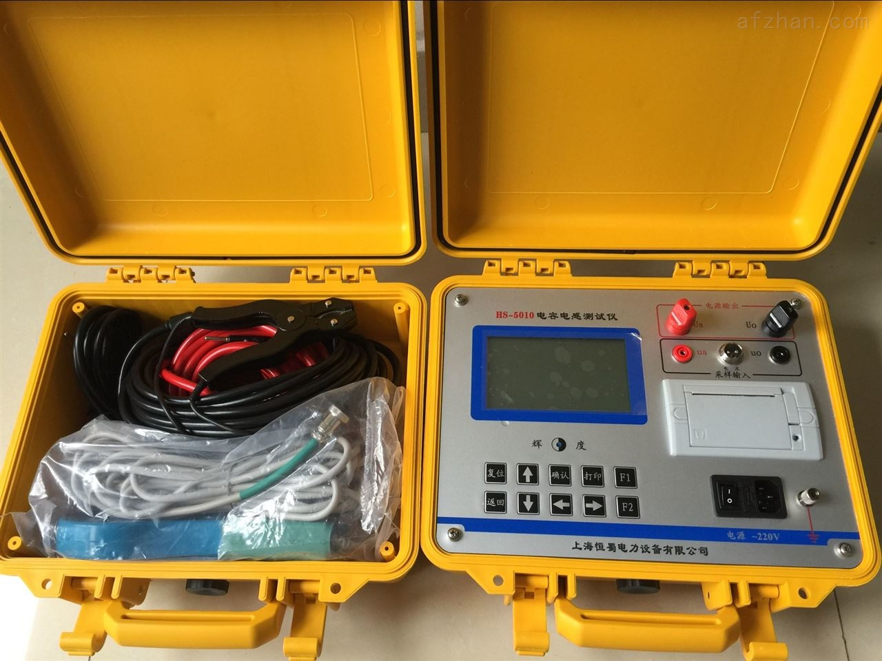 成都RG-H电容电感测试仪厂家