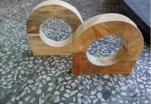 空调管道木托质量如何 防腐管道托码