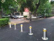 景区公园手动升降柱广场步行街厂家价格