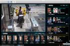 大厦动态人脸识别视频监控考勤门禁厂家价格