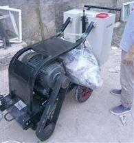 电动混凝土路面切缝机 15KW电动马路切割机