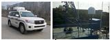 LA-680MBC无线视频监控系统车载/船载自动跟踪云台