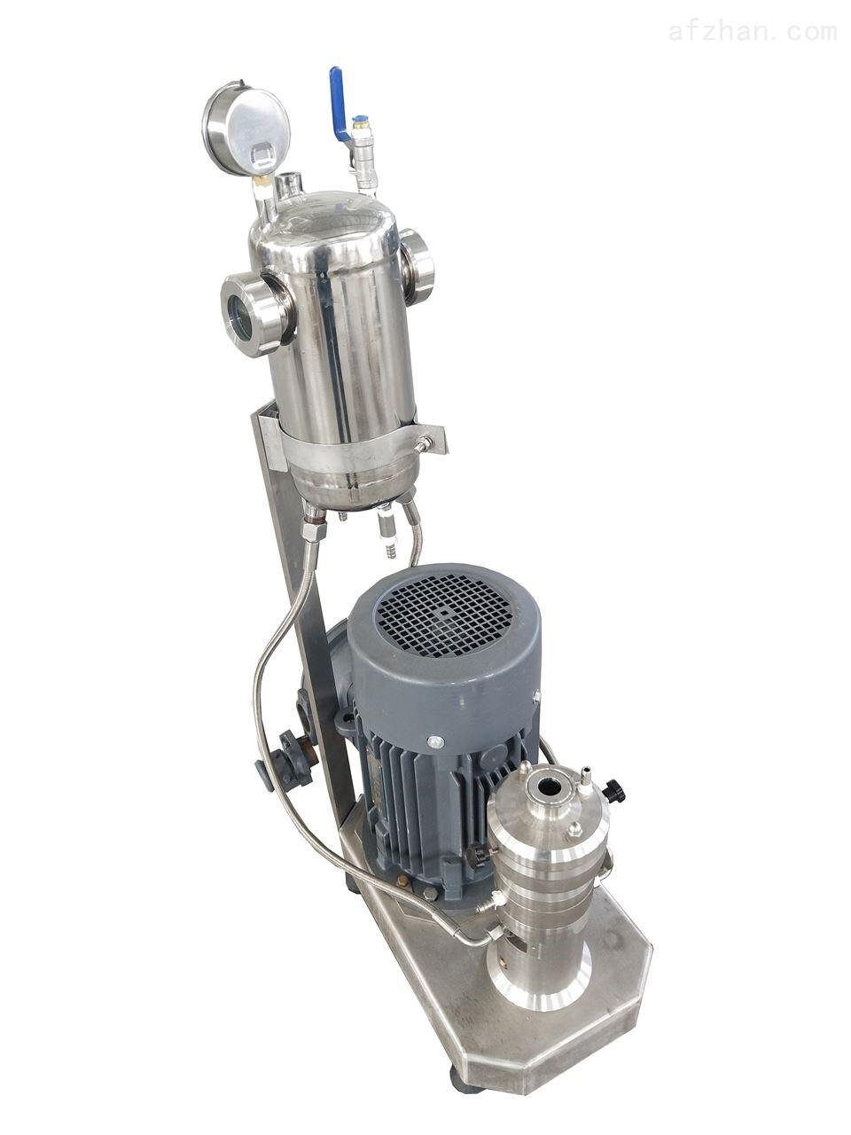 高分子多孔微球高速乳化分散机