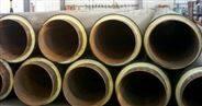 厂家供应地埋高品质铁皮蒸汽聚氨酯保温管