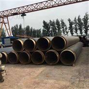 DN133供熱管高密度聚氨酯保溫 制作出廠價