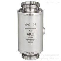 德国AKO   VMC气动夹管阀-螺纹连接