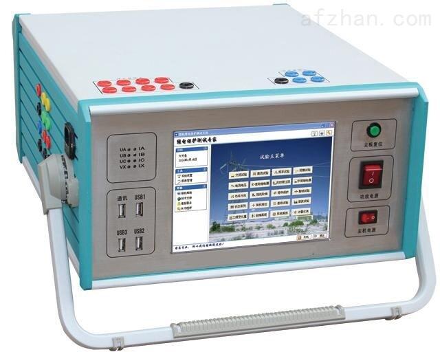承装式资质三相继电保护测试仪