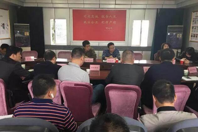 广西安防协会组织考察团赴钦州参观交流