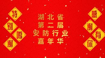 特别鸣谢:湖北省第二届安防行业嘉年华感谢有你