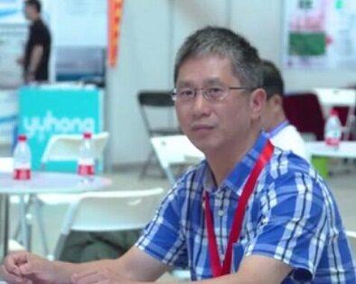 2018乌镇大会专访华信咨询设计研究院有限公司朱东照