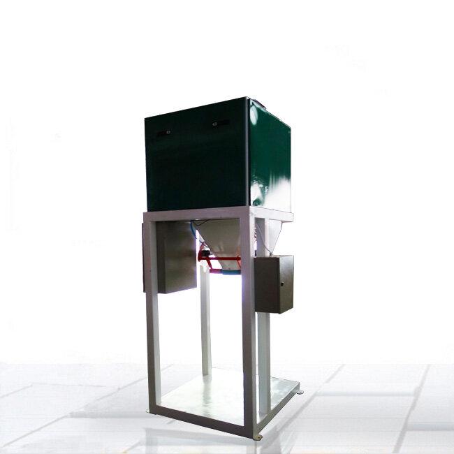 粮食定量包装机图片