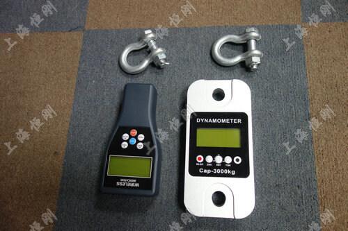 无线测力工具