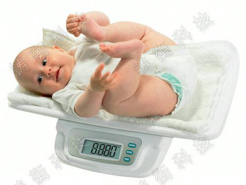 新生儿电子体重秤