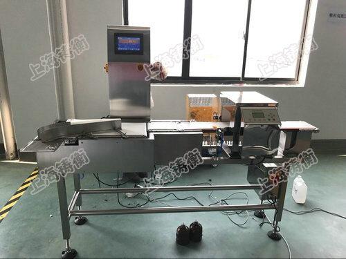金属检测和重量检测一体机