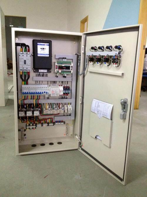 配电箱 地下室照明配电系统   动力配电柜 启动柜   星三角气动柜 免