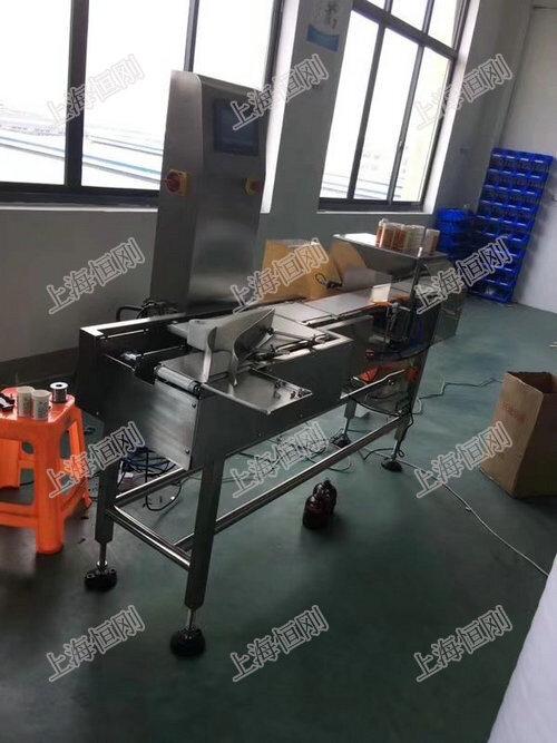 金属检测一体机