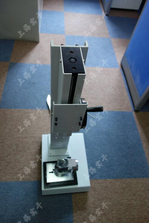 手动立式侧摇测试台图片