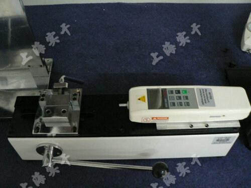 线束端子插拔力试验机图片