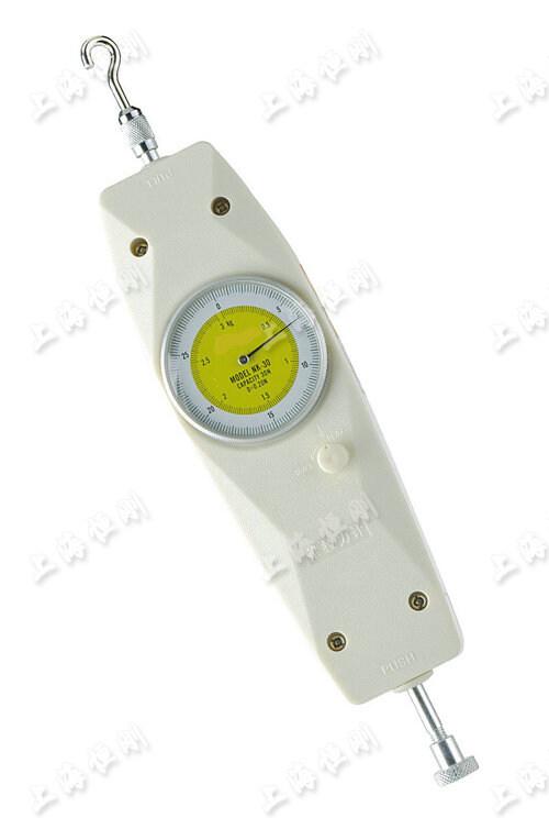 彈簧拉壓測力計图片