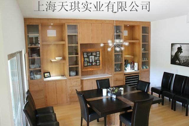 上海酒柜隐形门