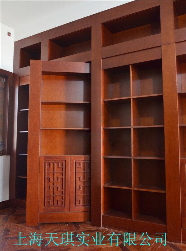 书柜密室可以做成内退密室吗?