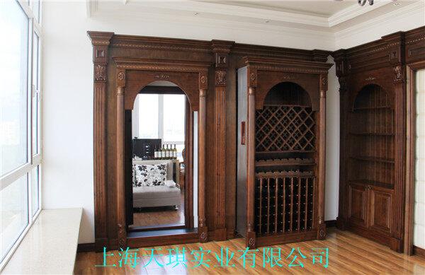 安装密室门