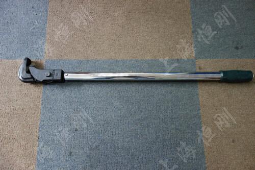 预置式扭矩扳手图片(管钳头)