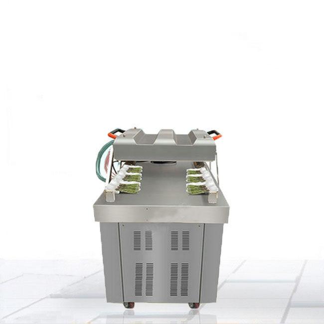 自動食品蔬菜真空包裝機