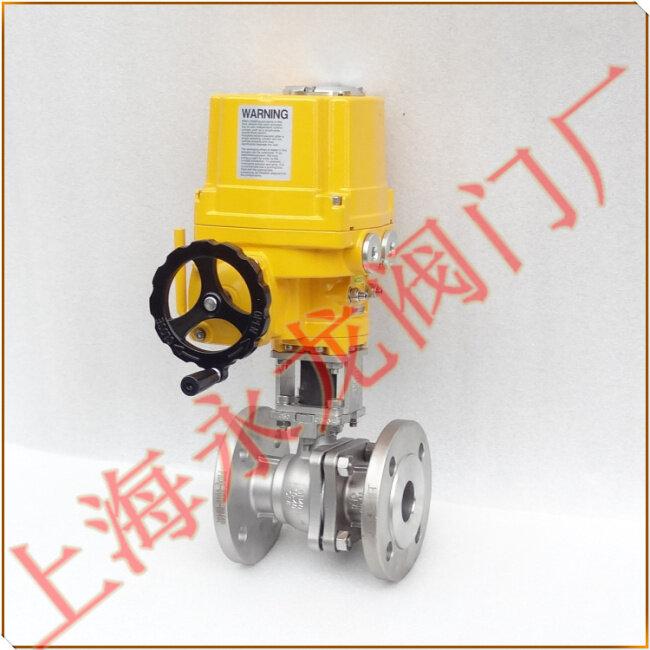 防爆电动不锈钢紧急切断阀-优秀工业流体控制技术合作图片