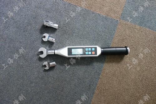 高强螺栓电子数显式力矩扳手图片  (开口头)