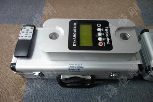 无线电子显示测力仪