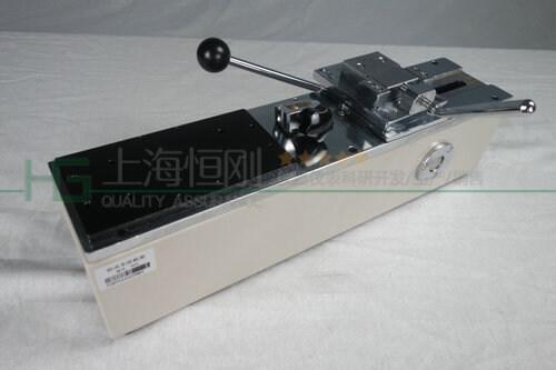 电子卧式拉力机  可配置表盘推拉力计