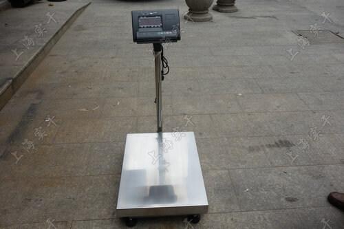 不锈钢电子台秤