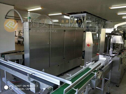 自动重量检测机