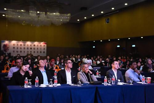 利亚德集团应邀出席2018马来西亚CMO峰会