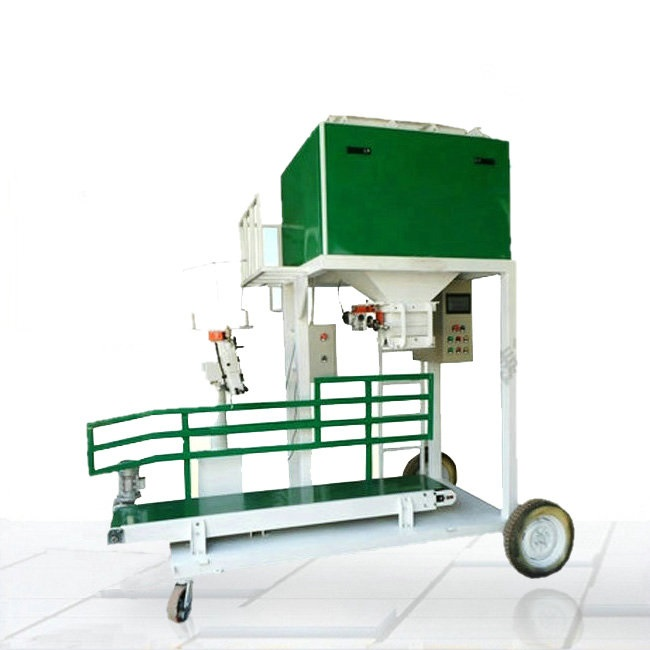 糧食定量包裝機