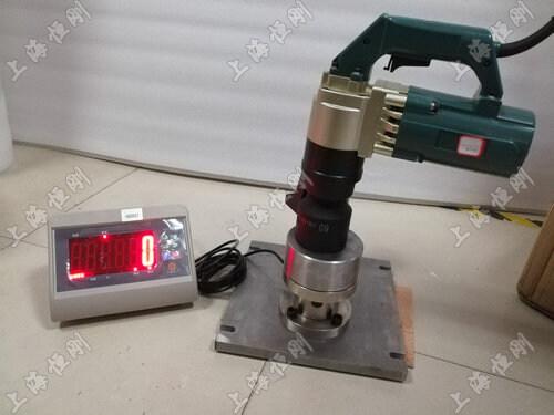 螺钉扭力测试装置